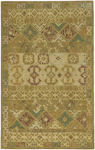 Capel Izmir 3155-150 Afghan Antique Gold Area Rug