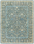 Capel Izmir 3157-400 Persian Cedars Dusty Blue Area Rug