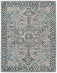 Capel Izmir 3158-300 Serapi Grey Blue Area Rug
