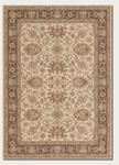 Couristan Samarra 3191/0191 Royal Herati Cream Closeout Area Rug