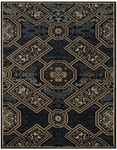 Feizy Starnes 3234F NVY Navy Closeout Area Rug
