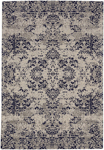Capel Cosmic 3242-450 Kirman Navy Area Rug