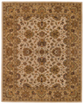Capel Mumtaz 3313-600 Meshed Ivory Champagne Area Rug