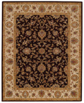 Capel Mumtaz 3315-750 Keshan Chocolate Wheat Closeout Area Rug