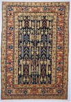Couristan Chobi 3350/0004 Peshawar Stone Wash Denim Closeout Area Rug