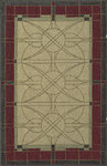 Shaw Living Nexus Stained Glass N0005 Garnet Closeout Area Rug - 2014