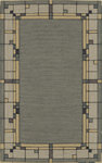 Shaw Living Nexus Glass Block N0018 Ecru Closeout Area Rug - 2014