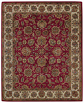 Capel Regal 3366-565 Persian Red Ivory Closeout Area Rug