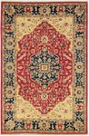 Couristan Chobi 3370/0020 Royal Heriz Red Closeout Area Rug