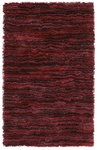 Shaw Living Structure Flirt N0201 Merlot Closeout Area Rug - 2014