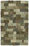 Shaw Living Structure Upper East Side N0206 Light Multi Closeout Area Rug - 2014