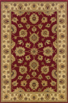 Oriental Weavers Nadira 339C2 Red/Ivory Closeout Area Rug