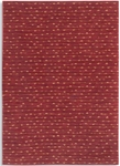 Karastan Woven Impressions 35502-12112 Beaded Curtain Chili Pepper Closeout Area Rug