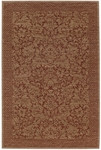 Karastan Elan 35520-16103 Shelley Henna Closeout Area Rug