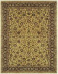 Feizy Sebastian 3651F Dark Gold/Chocolate Closeout Area Rug