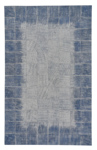 Capel Laramie 3675-400 Brushed Blocks Sky Area Rug