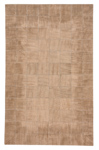 Capel Laramie 3675-800 Brushed Blocks Copper Area Rug