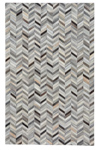 Capel Laramie 3676-333 Arrowhead Grey Multi Area Rug