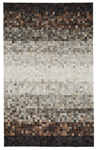 Capel Laramie 3678-700 Cubes Natural Area Rug