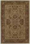 Karastan Bellingham 37150-17202 Irving Salmon Closeout Area Rug
