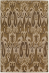 Karastan Bellingham 37150-17206 Ferndale Wheat Closeout Area Rug