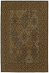 Karastan Bellingham 37150-17210 Ellsworth Mocha Closeout Area Rug