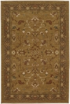 Karastan Bellingham 37150-17223 Cornwall Gold Closeout Area Rug