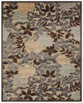 Feizy Saphir 3784F Ivory/Dark Grey Closeout Area Rug