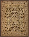 Feizy Saphir 3794F Dark Chocolate Closeout Area Rug