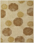 Feizy Saphir 3795F Ivory Closeout Area Rug