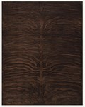 Feizy Saphir 3796F Dark Chocolate Closeout Area Rug