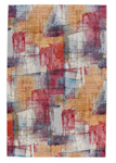 Capel Fuego 3812-595 Canvas Red Multi Area Rug