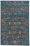 Capel Banaz 3822-475 Kayseri Midnight Blue Area Rug