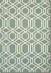 Couristan Covington 3895/0895 Ariatta Sea Mist Closeout Area Rug