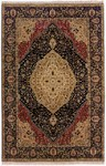 Couristan Royal Imperial 3900/0050 Tabriz Navy Closeout Area Rug