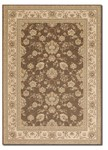Couristan Samarra 3926/0926 Vintage Sarouk Chocolate Closeout Area Rug