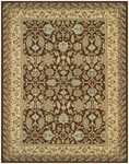Feizy Wilshire 3995F Chocolate/Latte Closeout Area Rug