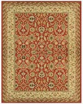 Feizy Wilshire 3995F Crimson/Latte Closeout Area Rug