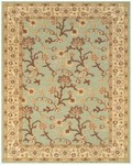 Feizy Wilshire 3996F Mystic Blue/Latte Closeout Area Rug