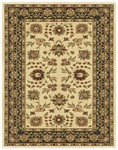 Feizy Wilshire 399EF Ivory/Charcoal Closeout Area Rug