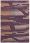 Shaw Living Loft Neo 01900 Purple Closeout Area Rug - 2014