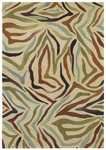 Shaw Living Loft Zara 10440 Multi Closeout Area Rug - 2014