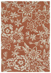 Shaw Living Loft Lillian 15600 Spice Closeout Area Rug - 2014
