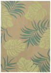 Shaw Living Loft Island Breeze 11100 Sand Closeout Area Rug - 2014