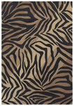 Shaw Living Loft Zara 10700 Brown Closeout Area Rug - 2014