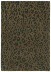 Shaw Living Loft Coco 12700 Brown Closeout Area Rug - 2014