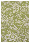 Shaw Living Loft Lillian 15300 Green Closeout Area Rug - 2014