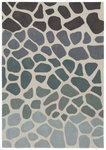Shaw Living Loft Stone Walk 16100 Beige Closeout Area Rug - 2014