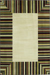 Shaw Living Modern Elements Ashbury 04100 Beige Closeout Area Rug - 2014