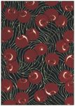 Shaw Kathy Ireland Home Young Attitudes Cherry Pop 19500 Dark Shadow Closeout Area Rug